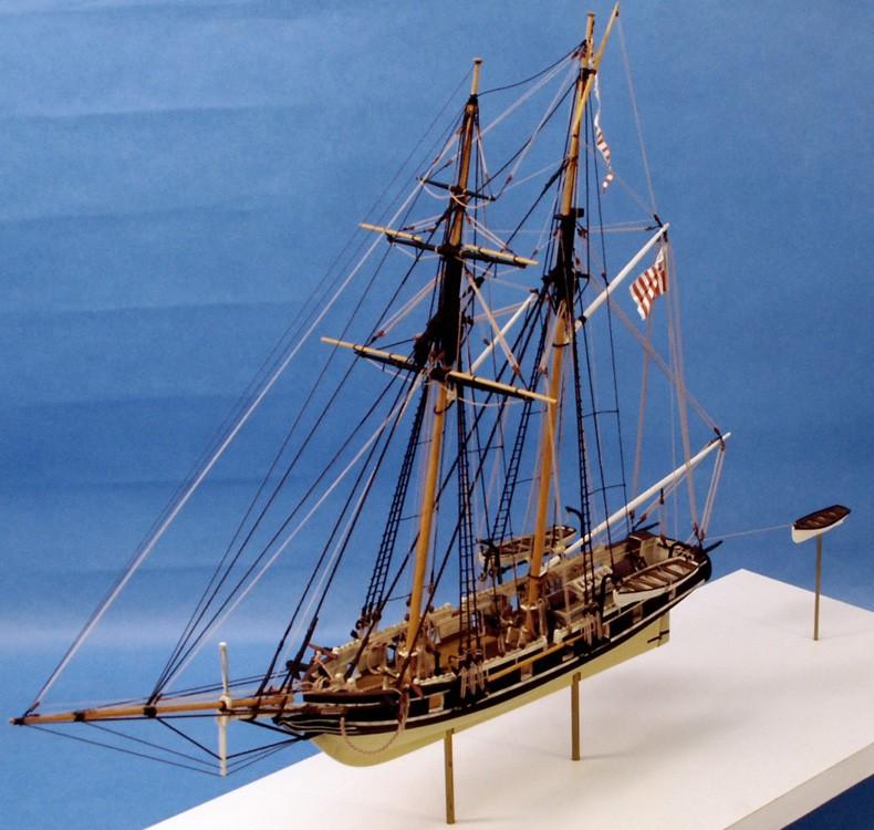 USS Alexander Hamilton (Cottage Industry, 1:96)