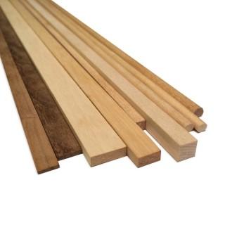 Cherry Wood Strips 0.5mm x 3mm (10/pk, AM2494/03)