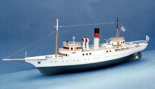 Kamome Steam Yacht (Saito 1:40)