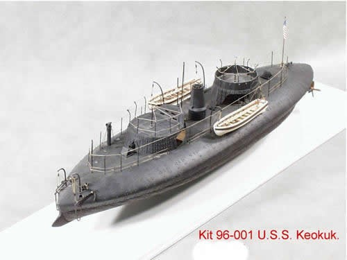 USS Keokuk (Cottage Industry 1:96)