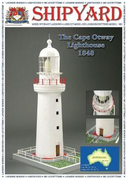 Cape Otway Lighthouse Paper Kit (Shipyard 1:87 HO)
