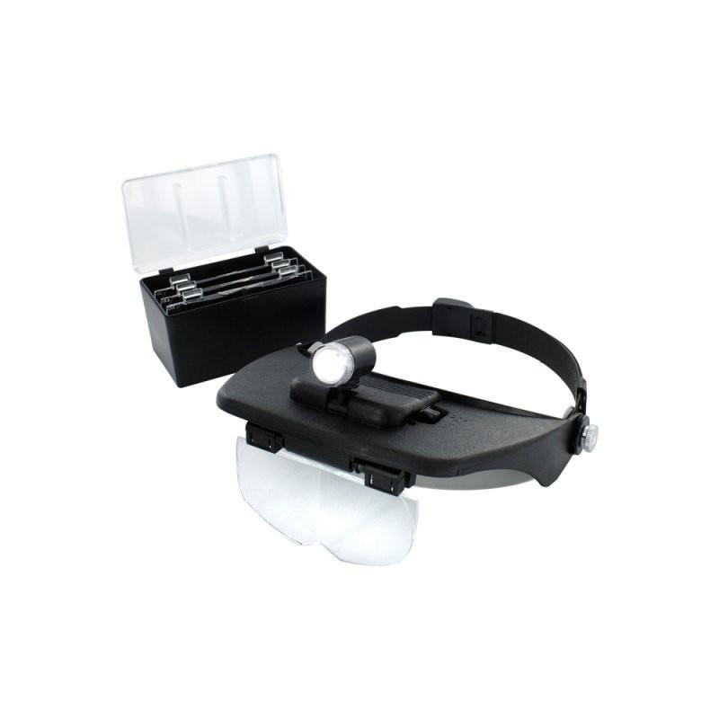 Lightcraft Standard Headband Magnifier Kit