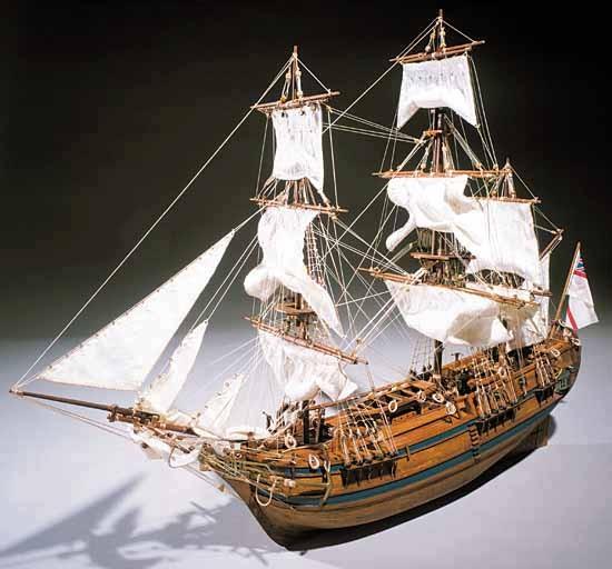 HMS Bounty (Mantua, 1:120)