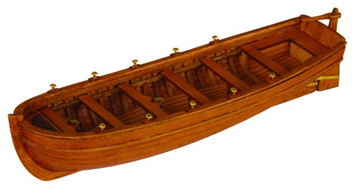 Ship's Boat, 95mm (Master Korabel, 1:72)