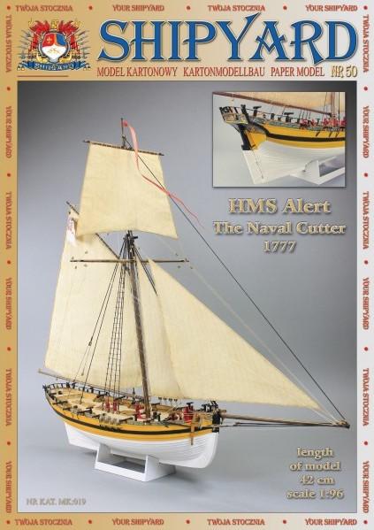 Paper Model kit from Shipyard of Poland