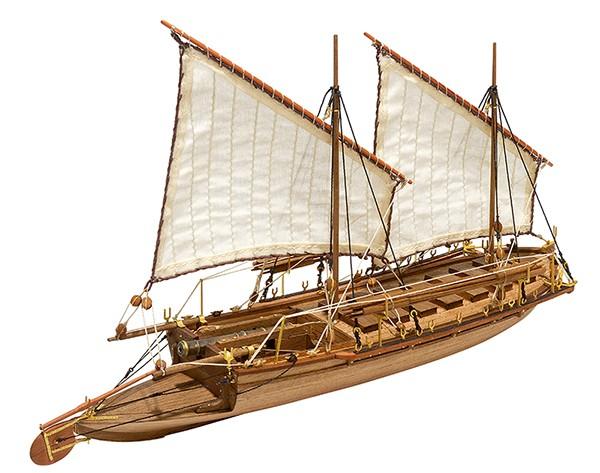 Sail Set for the Cannon Jolle (Master Korabel)