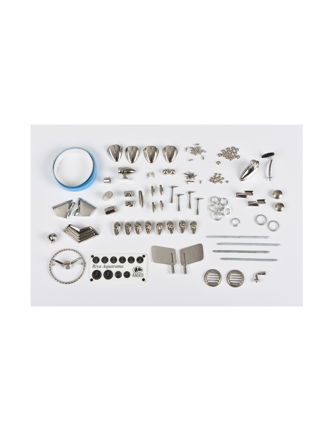 Runabout Metal Accessories (AM1842)