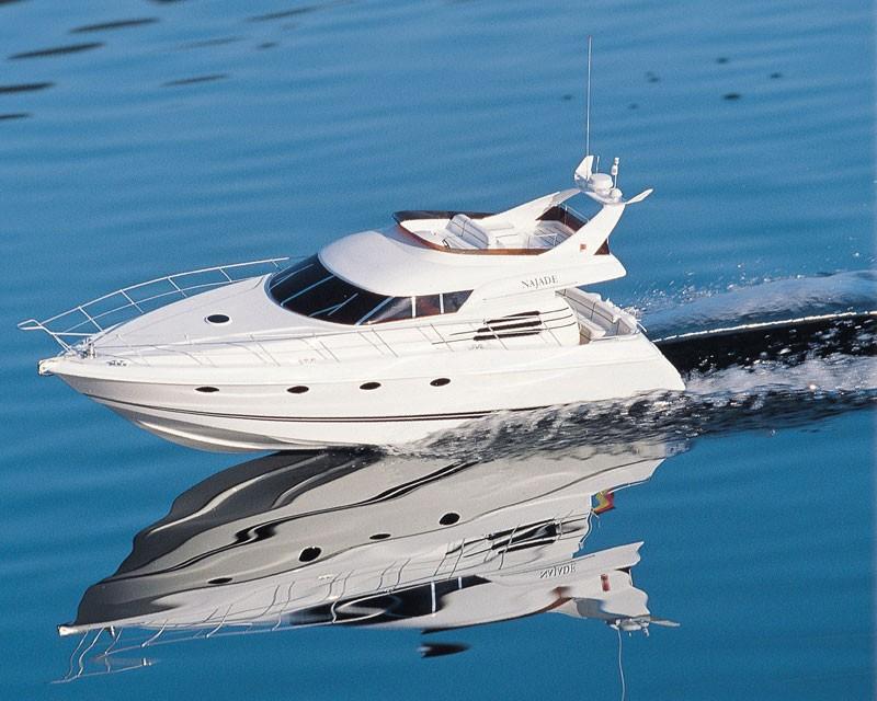 Najade Motor Yacht (Krick 1:15)