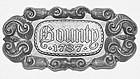 Mayflower Nameplate (AM5621/01G)