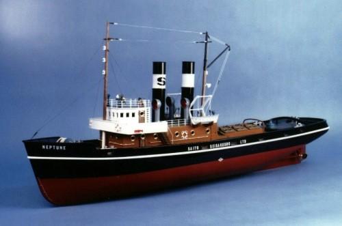 Neptune tug boat (Saito 1:40)