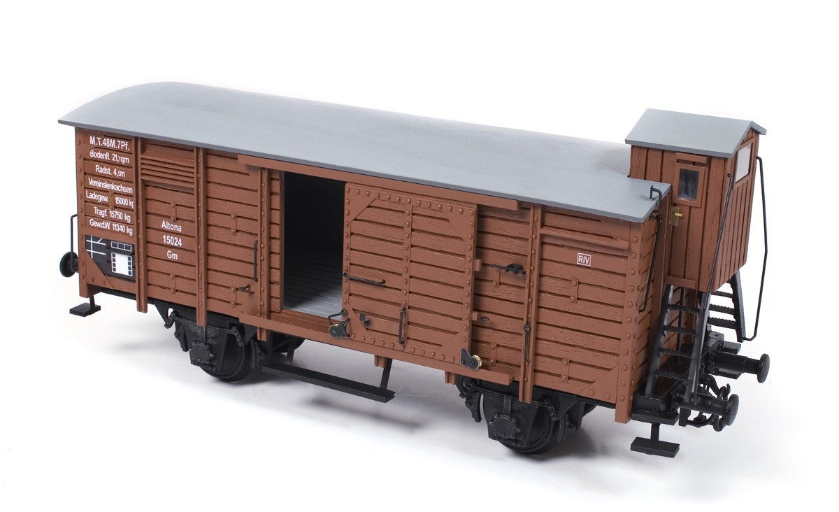 Freight Wagon (OcCre, 1:32/G-45)
