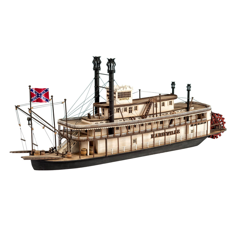 Marieville Paddlewheel Riverboat (Disar, 1:72)
