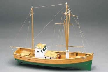 Amalfi Fishing Boat (Mantua, 1:35)