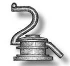 Metal Hand Pump (8mm, AM4355/10)