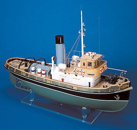 Anteo Tug Boat, RC ready (Mantua, 1:30)