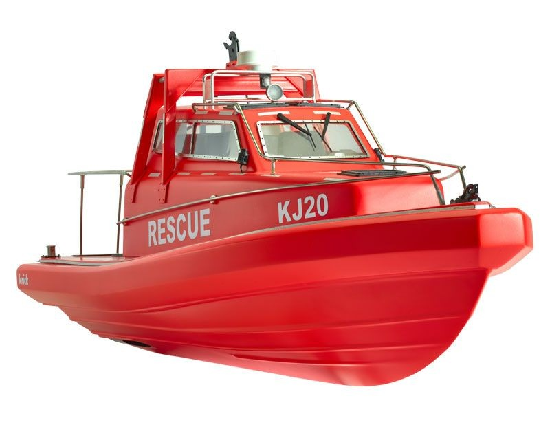 Rescue Jet Boat Kit (Krick 1;15)