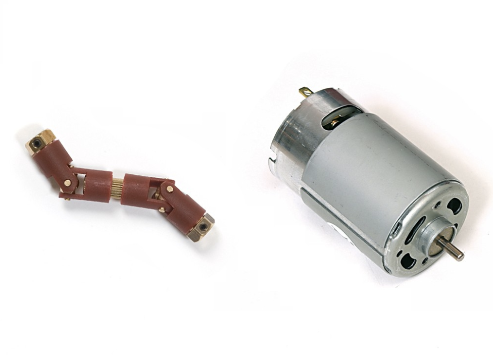Motor For Ulisese (OcCre)