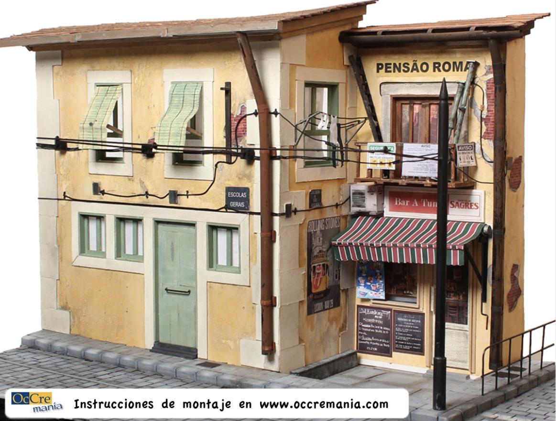 Lisboa Diorama (OcCre, 1:24)