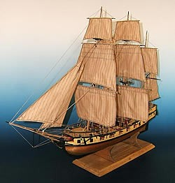 Le Tonnant French Privateer (1:50, Soclaine)