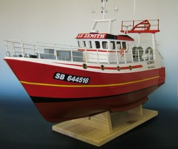 Le Zenith, Trawler - Soclaine(ZN1700)