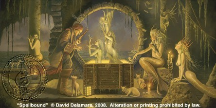 Spellbound by David Delamare