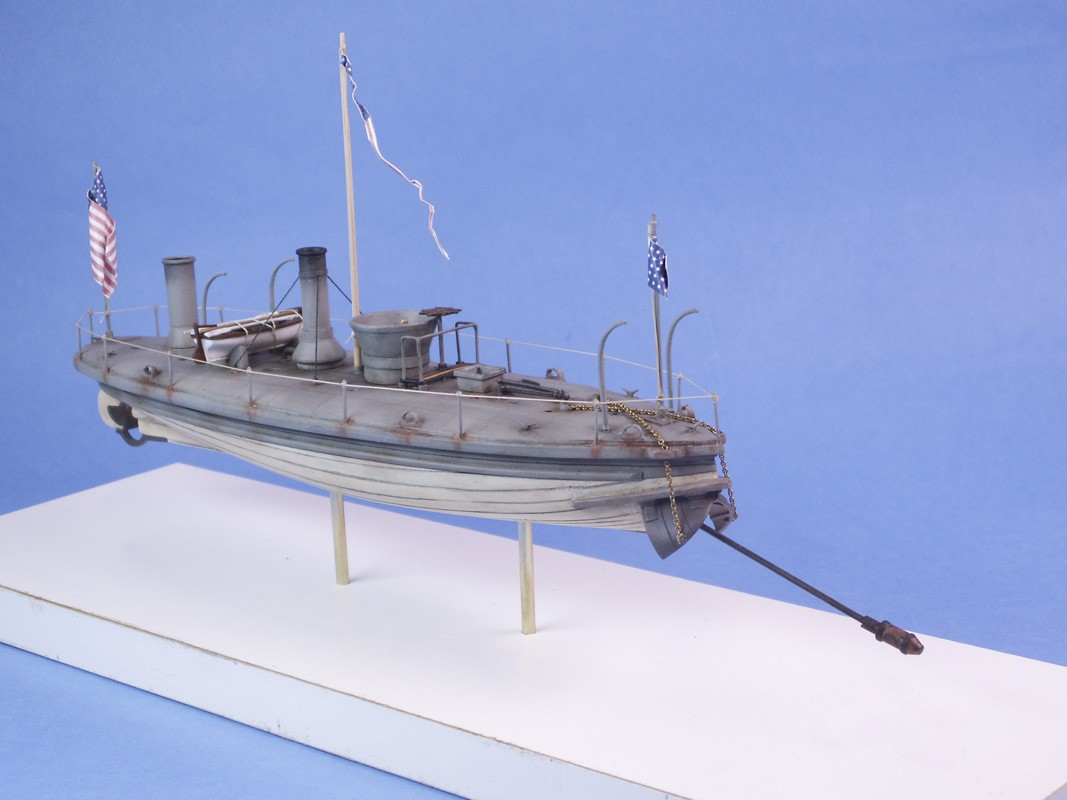 USS Spuyten Duyvil (Cottage Industry 1:96)