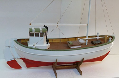 R/C Fishing Trawler