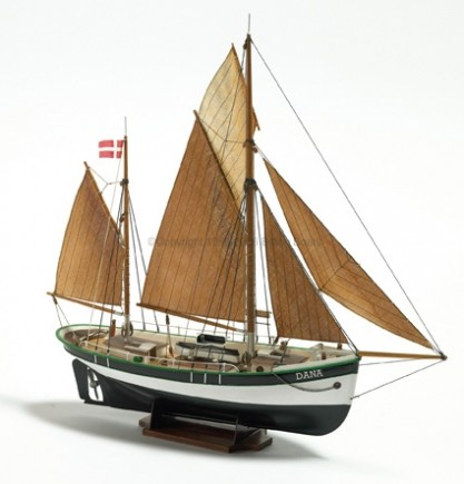Dana Fishing Boat  (Billing Boats 1:60)