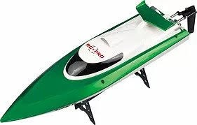 Sonic 19 High Speed RC Boat-Green
