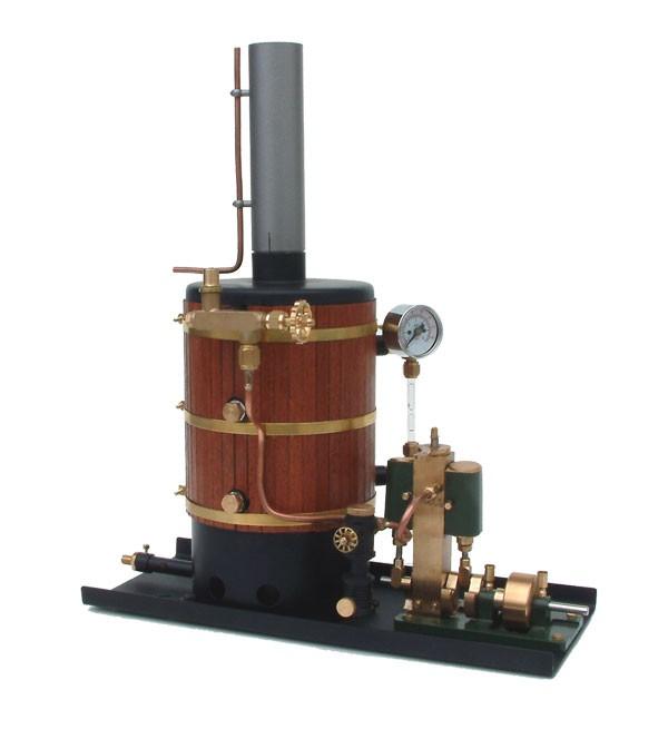Victor Steam Engine (Krick)