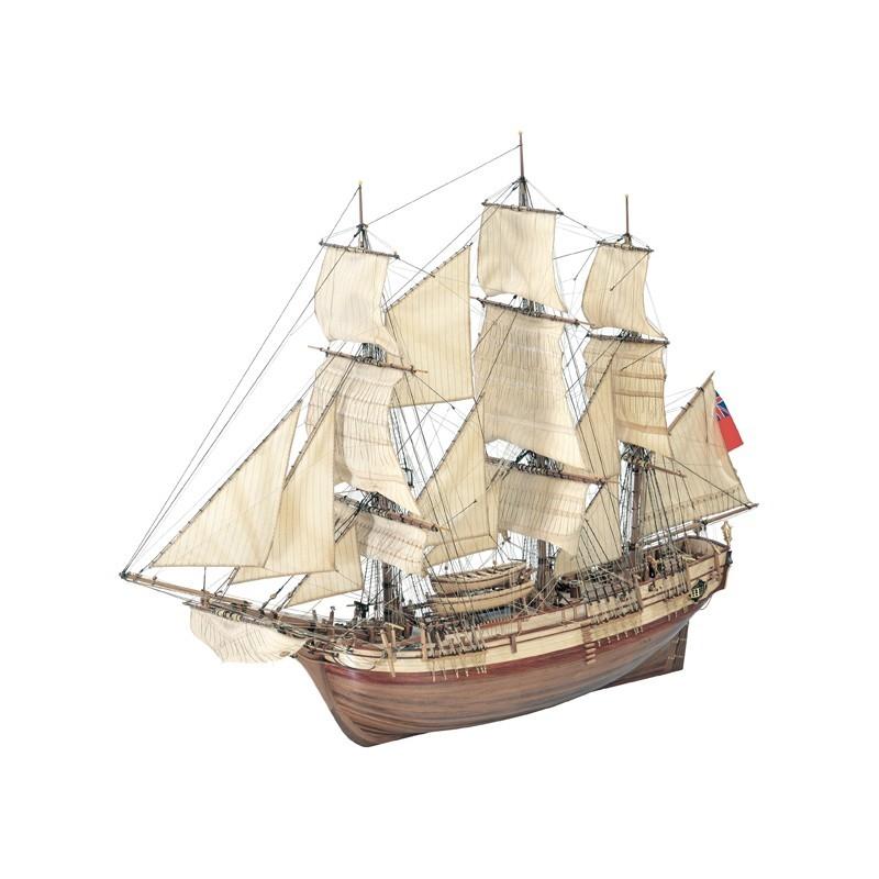 HMS Bounty (Artesania Latina, 1:48)