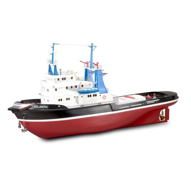 Atlantic Tugboat (Artesania Latina 1:50 scale)