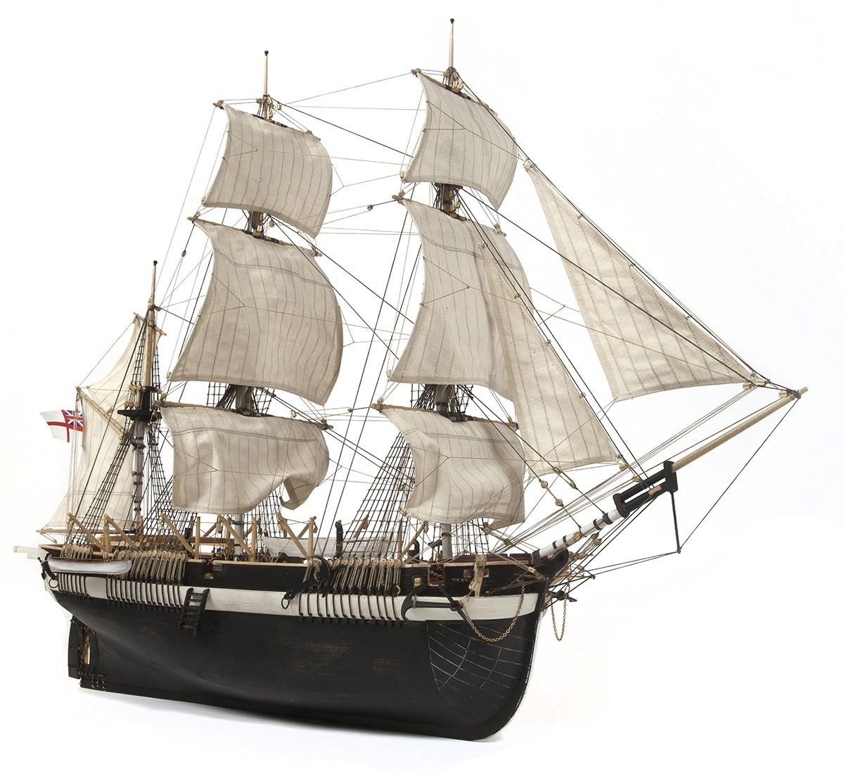 HMS Terror Deluxe Combo Set (OcCre 1:65)