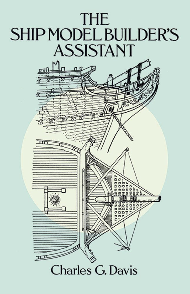 The Ship Model Builder's Assistant (Cover)