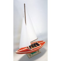 Killing Sailboat Class Racing Boat (Turk, 1:12)