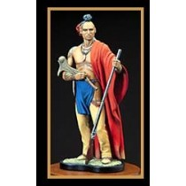 Iroquois Warrior Figure (Amati)