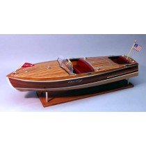 1949 Chris-Craft Racing Runabout (Dumas, 1:8)