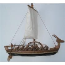Nave Viking - wooden ship model kit by CCV Models