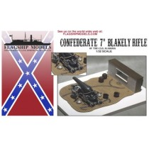 "Confederate 7"" Blakely Rifle (Flagship, 1:32)"