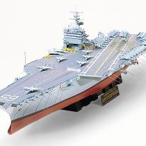 USS Enterprise Aircraft Carrier (Tamiya, 1:350)