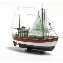 Rainbow Shrimp Cutter (Billing Boats 1:60)