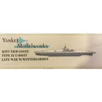 Type IX U-Boat (Yankee 1:350)