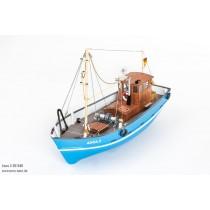 Anna 3 Fishing Trawler (aero-naut, 1:20)