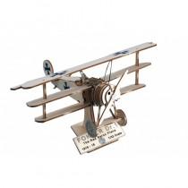 "Fokker DR.I ""The Red Baron Plane"" (Artesania latina, 1:32)"