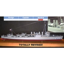 "310' Destroyer (BlueJacket, Scale: 1/8""=1')"