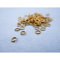 Brass Rings, 2mm (100/pk, AM4000/02)