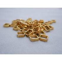 Square Split Ring, Brass (3.5mm, AM4004/35)