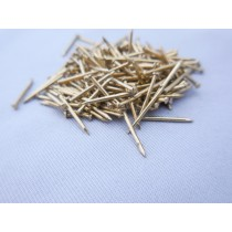 Amati Brass Nails 10mm (200/pk, AM4134/10)