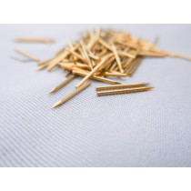 Brass Nails w/o Head 11mm (200/pk, AM4134/31)