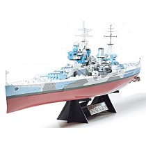 HMS King George V Battleship (Tamiya, 1:350)